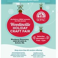 Woodinville Holiday Craft Fair