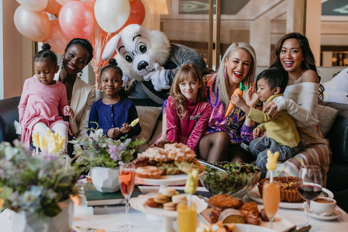 Brunch with the Bunny April 7
