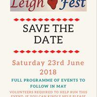 Leigh Fest 2018