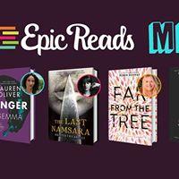 Epic Reads Fall Meet-Up - Huntington Beach CA