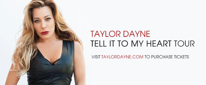 Taylor Dayne performing at Freestyle Explosion