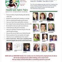 Health &amp Spirit Faire (Psychic Faire)