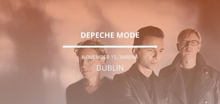 Depeche Mode in Dublin