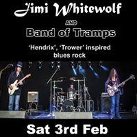 Jimi Whitewolf Unplugged