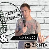 Split Stand up in English with Saladu &amp Josip kiljo