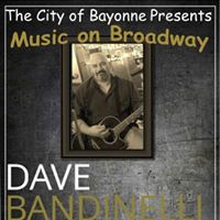 Dave Bandinelli Returns to The Vic in Bayonne NJ