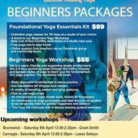 Beginners Workshop - Glen Waverley