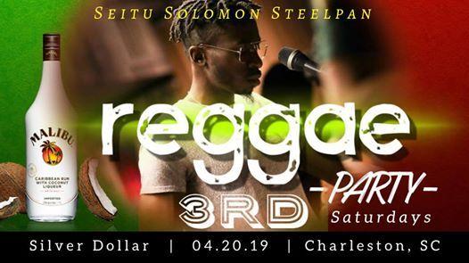Reggae Party featuring Seitu Solomon Steelpan