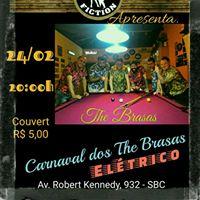 Carnaval Dos The Brasas No Pub Fiction 2402