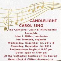 Candlelight Carol Sing