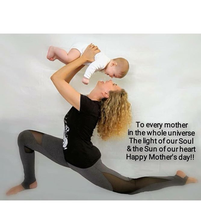 Mother & Baby Yoga Class