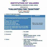 IOV Tiruchirapalli Seminar