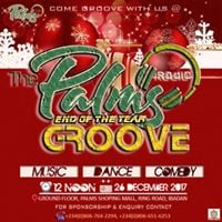 Palms Radio End Of The Year Groove