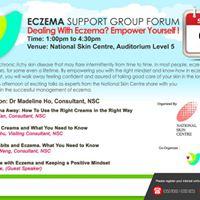 Eczema Support Group Forum