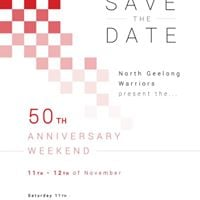 NGWFC 50th Anniversary Weekend