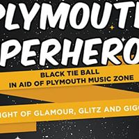 Plymouth Superheroes - Black Tie Ball