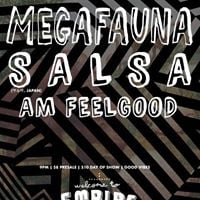 Salsa &amp AM Feelgood at Empire Control Room