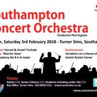 SCO February Concert
