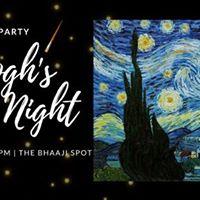 Van Goghs Starry Night-Painting Party  Surat