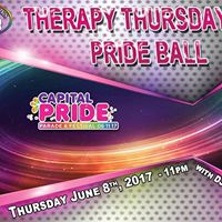 Therapy Thursday Pride Ball