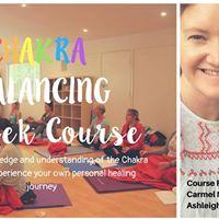 Chakra Balancing 8-week Course