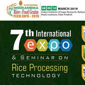 Mookambika Rice &amp Food Grains Tech Expo