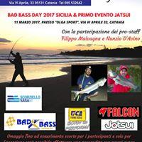 Bad Bass Day 2017 Sicilia &amp Primo Evento Jatsui