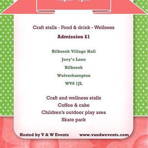Bilbrook Craft Fair