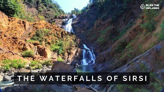 The Waterfalls of Sirsi - The First Ever Exploration Trek