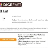 DICE East - The Data Center Investment Conference