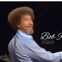 Bob Ross Night Happy Little Drinks
