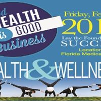 February Networking Breakfast Good Health is Good Business