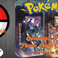 Pokemon Guardians Rising Theme Deck Challenge