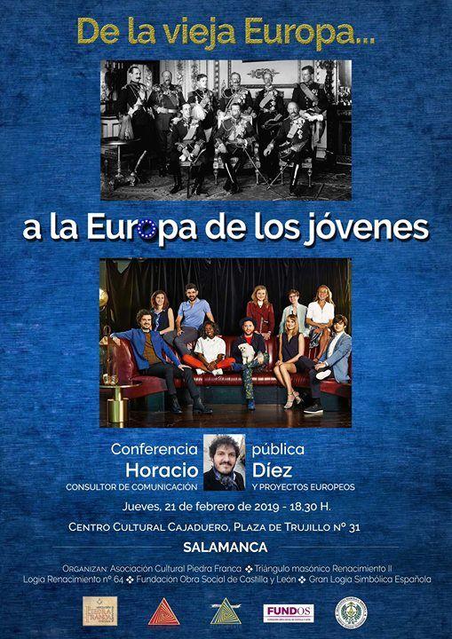 Encuentro 15 De la vieja Europa a la Europa de los Jvenes