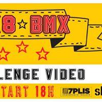 SK8 x BMX Challenge Video