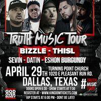 Truth Music Tour 2 Dallas