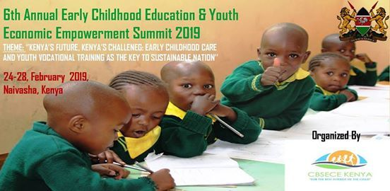 6th Annual Early Childhood Education & Youth Empowerment Summit