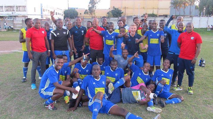 UTHONGATHI FC vs BLACK LEOPARDS at Princess Magogo Stadium ... - photo#27