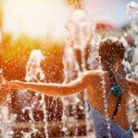 Loudoun Stations Summerbration Kickoff  Splash Pad Opening