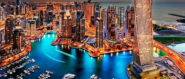 Green Shields Travel Does DUBAI 2019