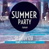 Summer Rooftop &amp Pool Party