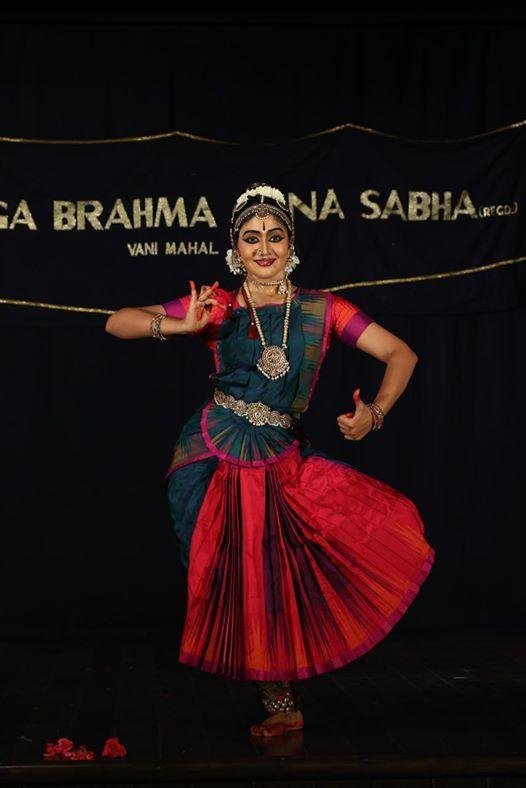 Smrithi Krishnamoorthy - Bharathanatyam Solo