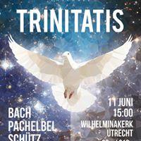 Trinitatis lenteconcert Ensemble Illustre