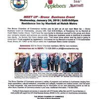 Meet up Bronx Business Event