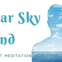CLEAR SKY MIND Half Day Meditation Retreat