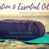 Yoga Meditation &amp Essential Oils
