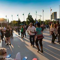 Salsa at City Hall - Week 8