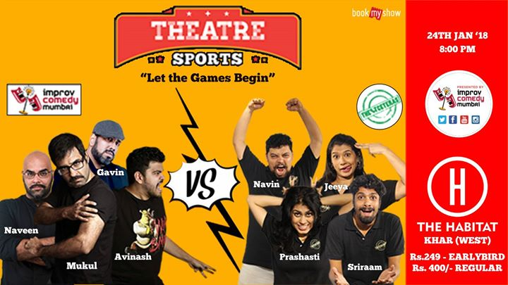 Mumbai Theatresports League