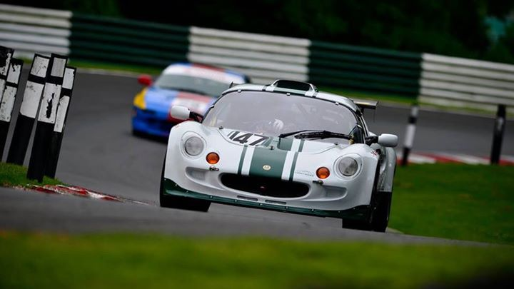 Classic Sports car Club race meeting - Thruxton