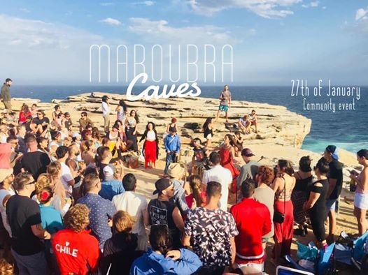 MAROUBRA Caves 1st edition 2019